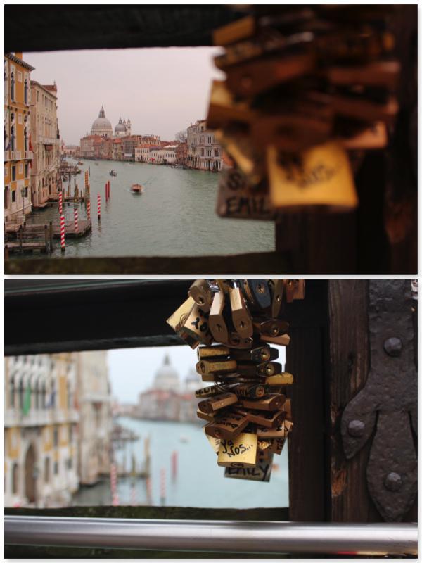 Look through the locks